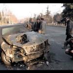 The Attack on President Shevardnadze