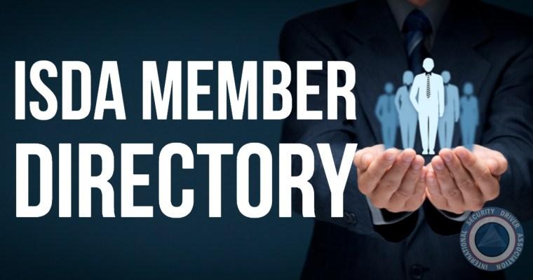 ISDA Member Directory