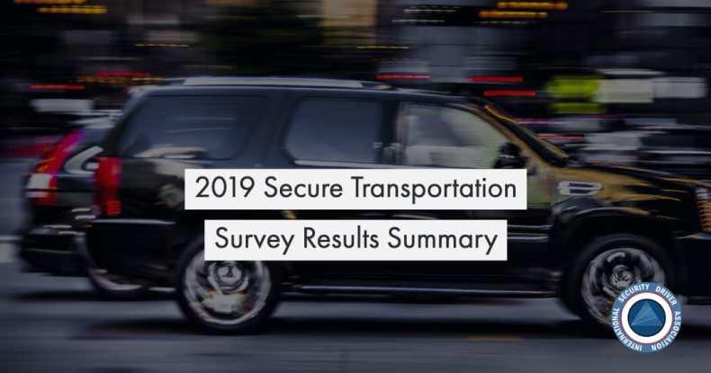 ISDA Vehicle Survey Results Summary