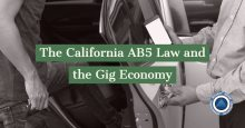 The California AB5 Law and the Gig Economy