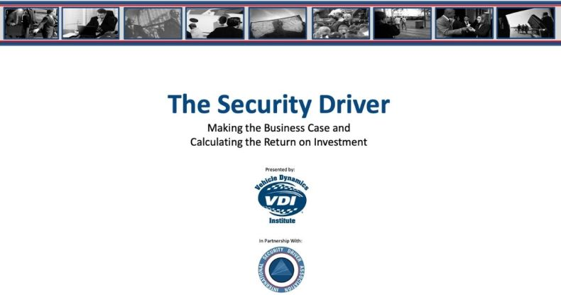 ROI of a Security Driver