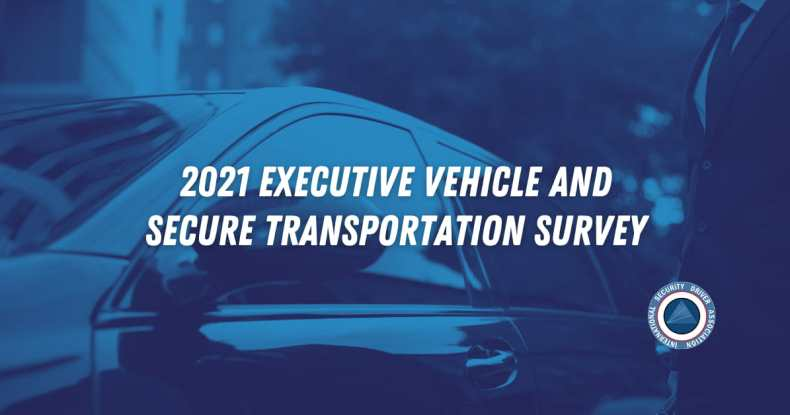 The ISDA Executive Vehicle and Secure Transportation Survey