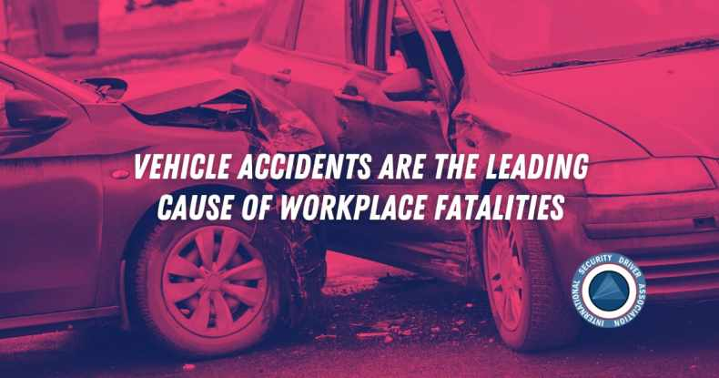 Vehicle Accidents are the Leading Cause of Workplace Fatalities