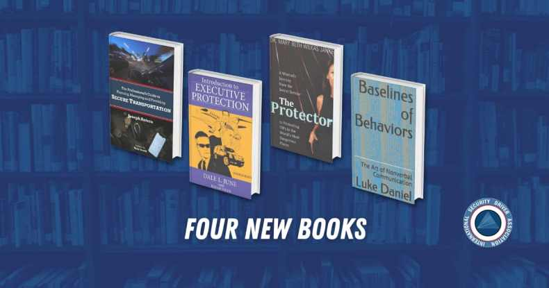 Four New Books by ISDA Members