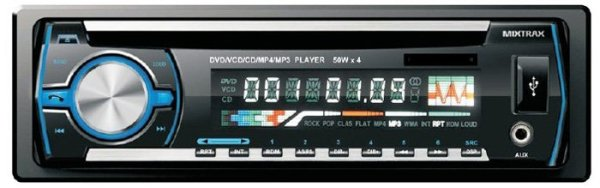 VCAN0734 USB compatible player Car radio 1 -