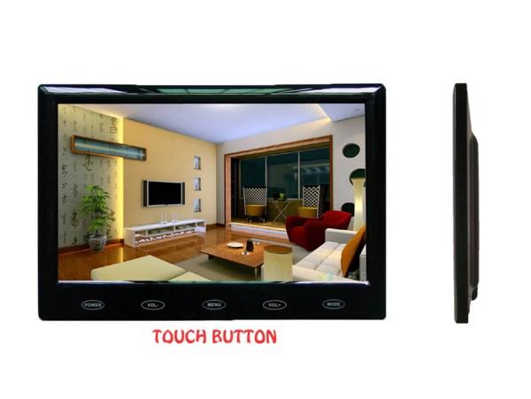 "7"" Car slim design Digital stand LCD Monitor 1 -"