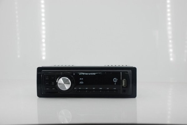 In dash One din Car USB SD MP3 player FM radio 1 -