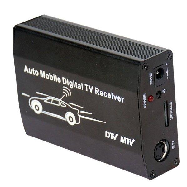 U.S.A auto mobile digital car TV receive box ATSC-MH2012 1 -