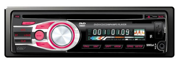 MP4 USB compatible player 1 -