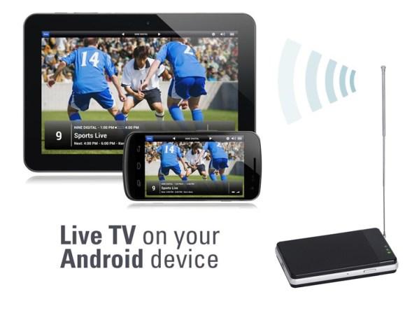 WIFI-TV300 Digital Receiver 4 -