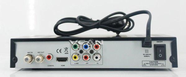 VCAN0870 ISDB-T MPEG4 digital tv receiver 4 -