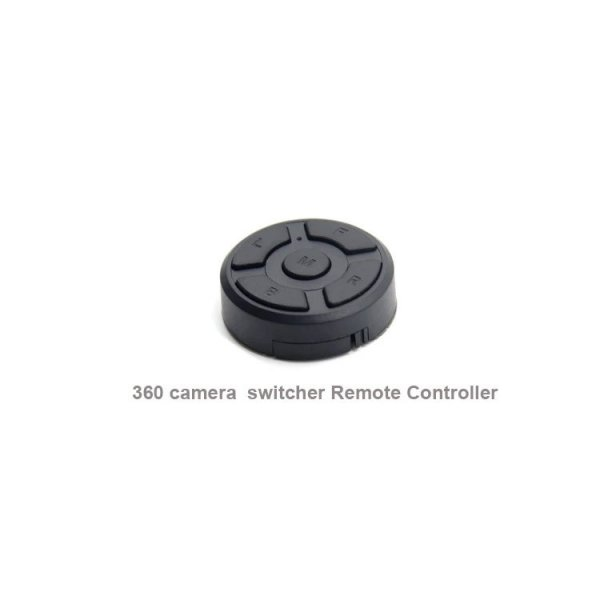 360 four camera input one video output 4 to 1 intelligent panoramic switcher 4 -
