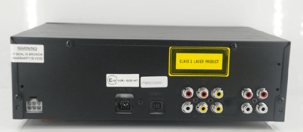 car Multi-Disc 6Disc CD DVD Video Changer player ip bus 5 -