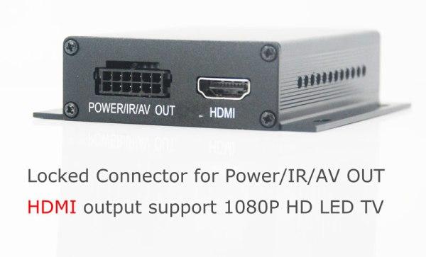 ISDB-T digital tv receiver 6 -