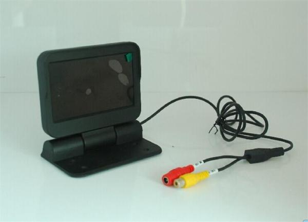 Auto Electric flip 4.3 monitor LCD Color Car Monitor 6 -