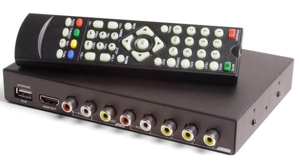 Car DVB-T Receiver MPEG4 H.264 2 tuner 2 diversity antenna Booster Recorder DVBT 6 -