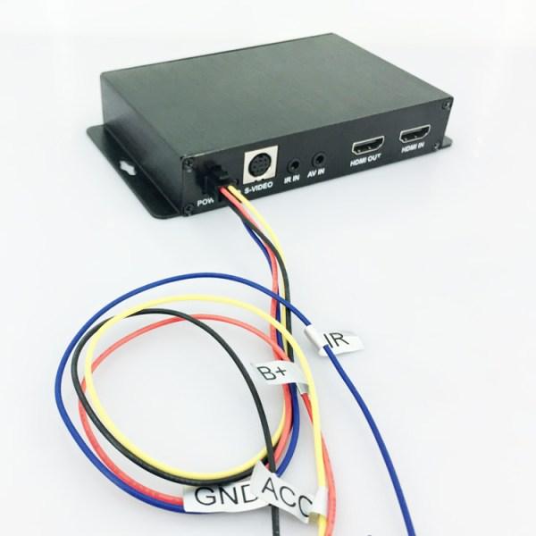 Car DVB-T2 DVB-T Multi PLP Digital TV Receiver 2 Antenna Diversity Dual Aerial H264 MPEG4 HD High Speed FTA STB 3 -