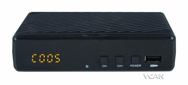 VCAN1098 Mini HD Home ATSC Digital TV Receiver for Mexico 3 -