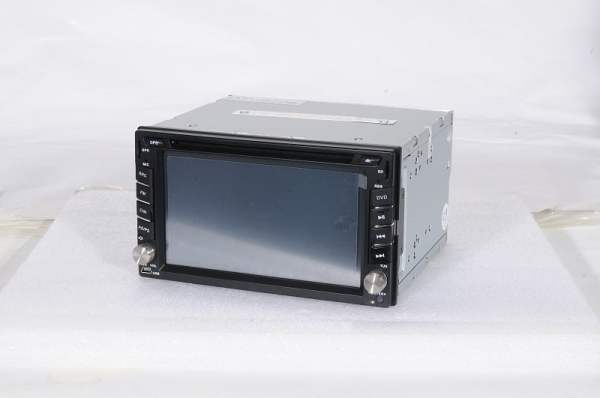 Car 2 din GPS navigator DVD player FM radio Bluetooth USB SD VCAN1294 1 -