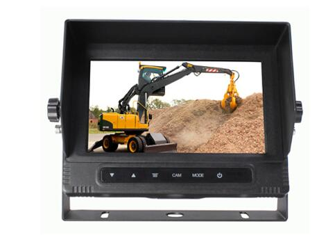 7 inch waterproof VGA car LCD Monitor VCAN1331 1 -