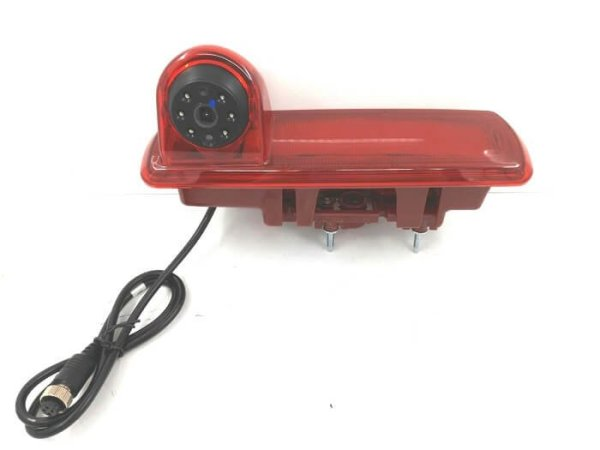 VCAN1337 Waterproof Car CCD CAMERA for OPEL VIVARO with audio night vision IR led 4 -