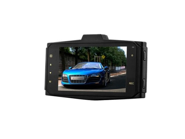 VCAN1391 3inch LCD screen 1080P dual lens car dash camera with car plate number recognition function 3 -