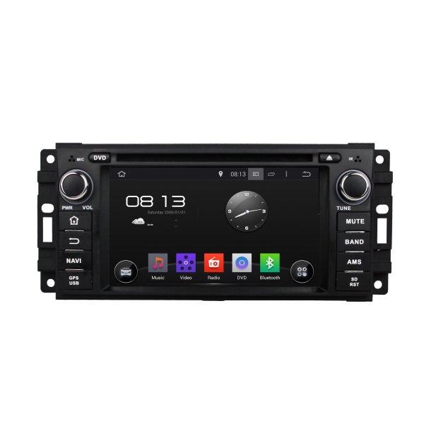 Jeep grand cheeroke DVD VCAN1407 1 -