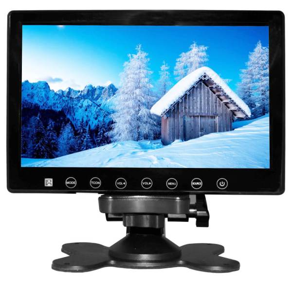 7 inch HDMI LCD monitor with touch button and USB charge Vcan1427 1 -
