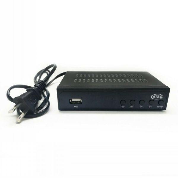Mexico ATSC TV Receiver Digital TV MPEG4 HDMI USB PVR VCAN1078 for USA Canada 6 -