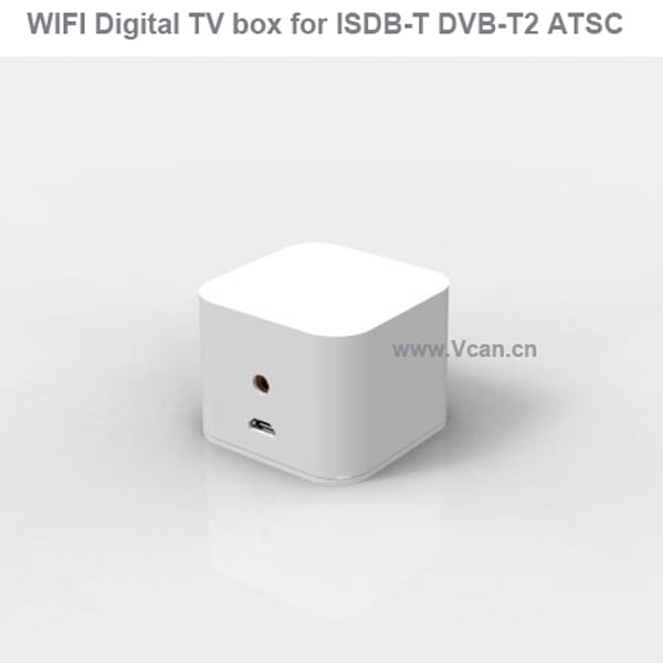 WIFI ISDB-T DVB-T2 ATSC Wireless Digital TV box for Android phone or Pad for Car outdoor Home 1 -