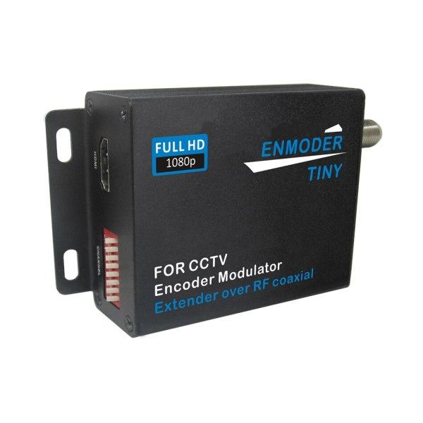 Digital Encoder Modulator HD-MI compatible Extender Over Coaxial ISDB-T TV RF Modulator MJZSEE V2020I 4 -