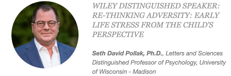 Introducing the ISDP 2021 Hybrid Meeting-Wiley Distinguished Speaker: Seth David Pollak, PhD