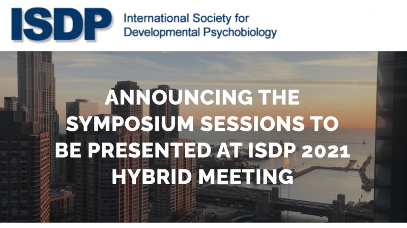 Symposia Sessions to be scheduled during the Hybrid meeting November 10-12, 2021 in Chicago and Virtual