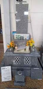 日本の石 墓石