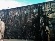 Old San Juan Puerto Rico fortress wall