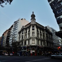 Montevideo fancy building
