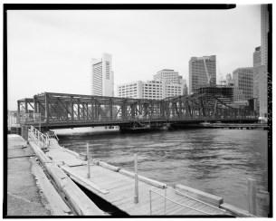 Fort Point Channel Bridge Boston 2