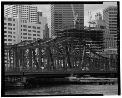 Fort Point Channel Bridge Boston 3
