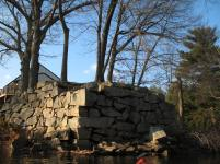 1 Medway and Millis Charles River winter stones