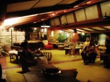 Taliesin West interior Frank Lloyd Wright 060