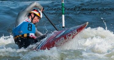 Jan Benzien of Germany, Photo by Rob Paine/Deep Creek Images/Copyright 2014