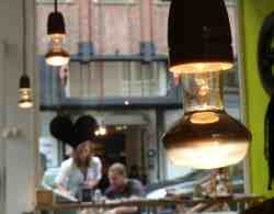 lighting -Lola cafe
