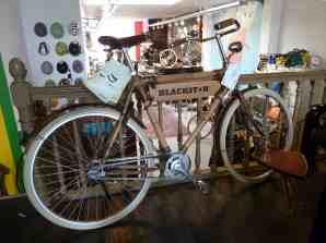 bamboo blackstar bike -Lola cafe