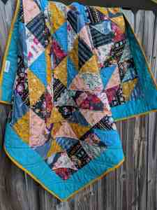 Quilting for the greater good - a charity project