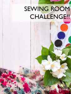 Drowning in unfinished quilts? Get ready! It's a challenge to finish your top current projects without taking on anything new. Think you're up for the challenge? join me!