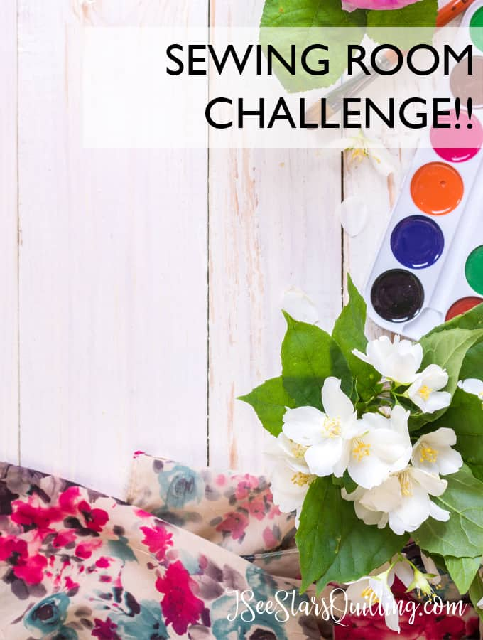 Sewing Room Challenge