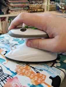 The only iron you need in your sewing room