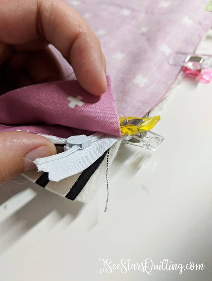 DIY TLC Teacher Kit - Box Zipper Pouch