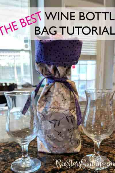 Looking for the perfect Wine Bottle Bag DIY Tutorial? I've collected the best of the best to share with you! You're sure to find the perfect bag here to suit tastes and your skills! Check out my favorite go-to (#2!)