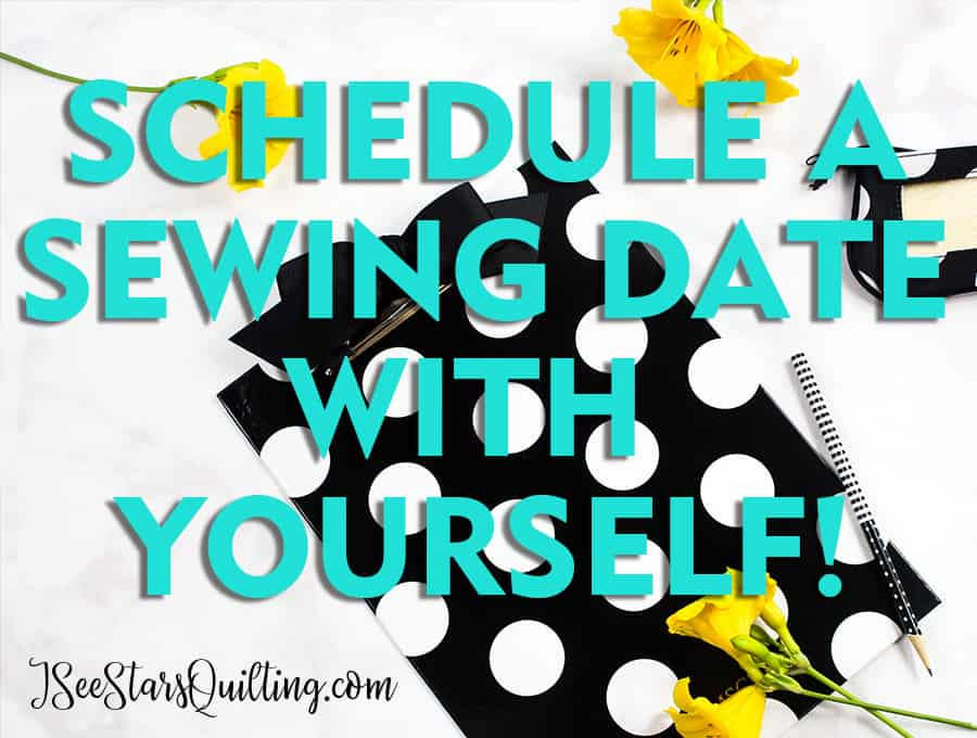 Finding more time to sew and quilt in your day can be difficult... but it doesn't have to be impossible! here are 10 ways you can find more time in your day TODAY!